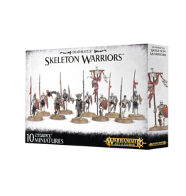 Games-Workshop Deathrattle SKELETON WARRIORS