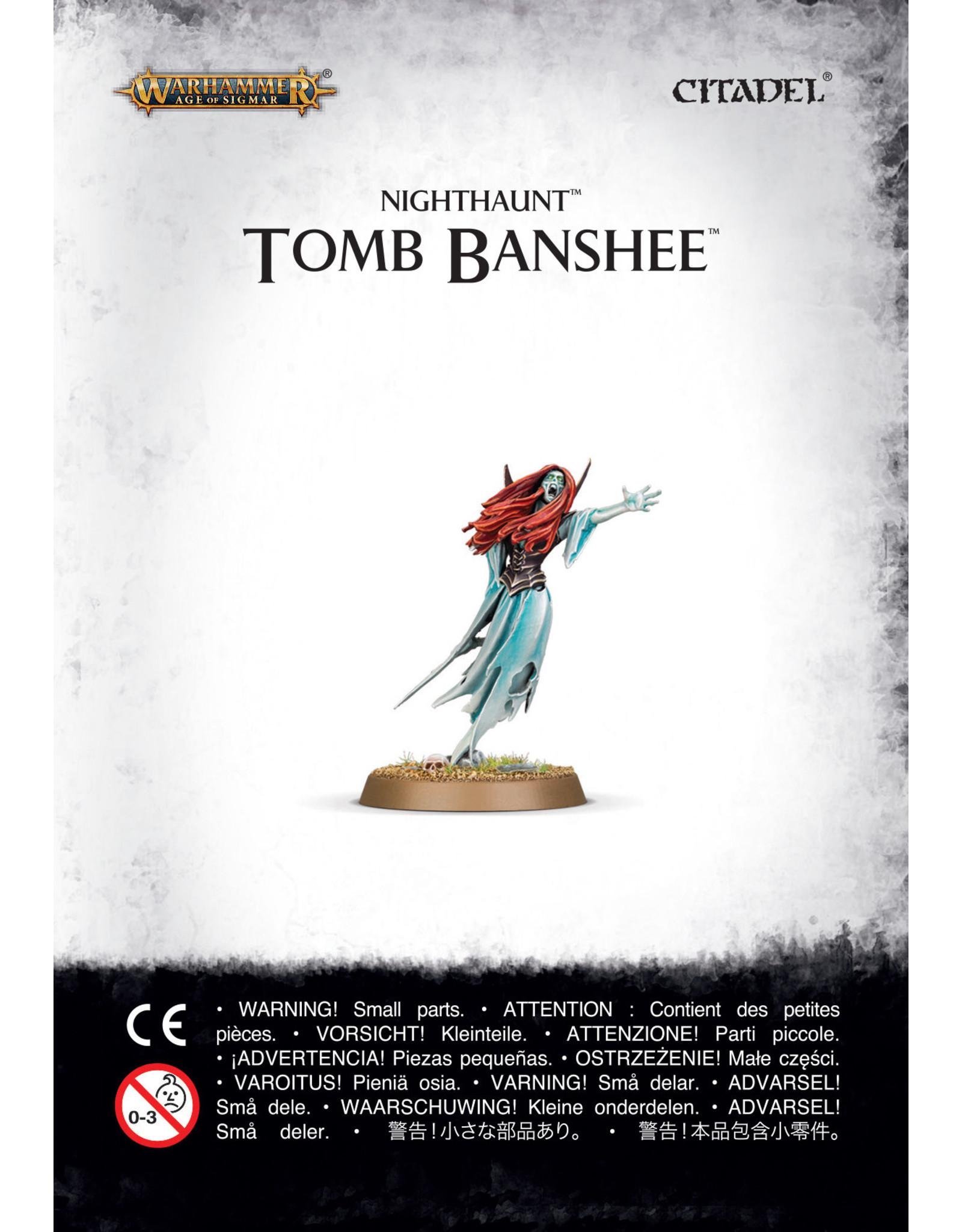 Games-Workshop NIGHTHAUNT: TOMB BANSHEE
