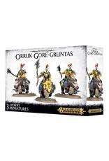 Games-Workshop Warhammer Orruk Ironjaws Gore Gruntas
