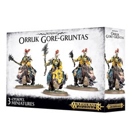 Games-Workshop Warhammer Orruk Gore Gruntas
