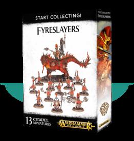 Games-Workshop START COLLECTING! FYRESLAYERS
