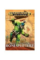 Games-Workshop Warscroll CARDS: Bonesplitters (English)
