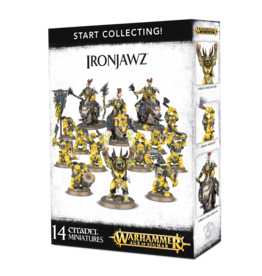 Games-Workshop START COLLECTING! IRONJAWZ