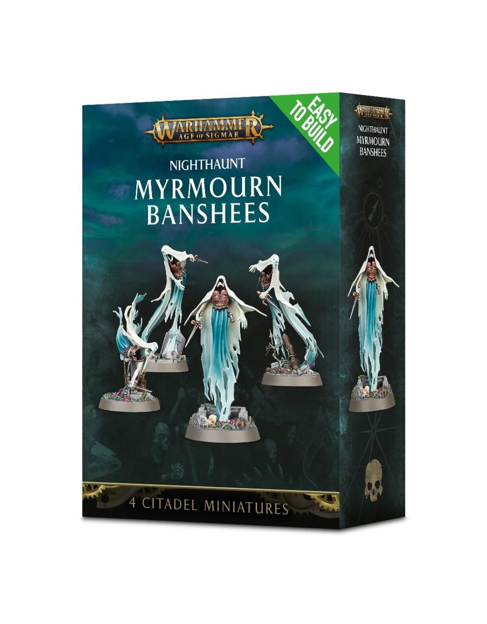 Games-Workshop ETB: Nighthaunt Myrmourn Banshees