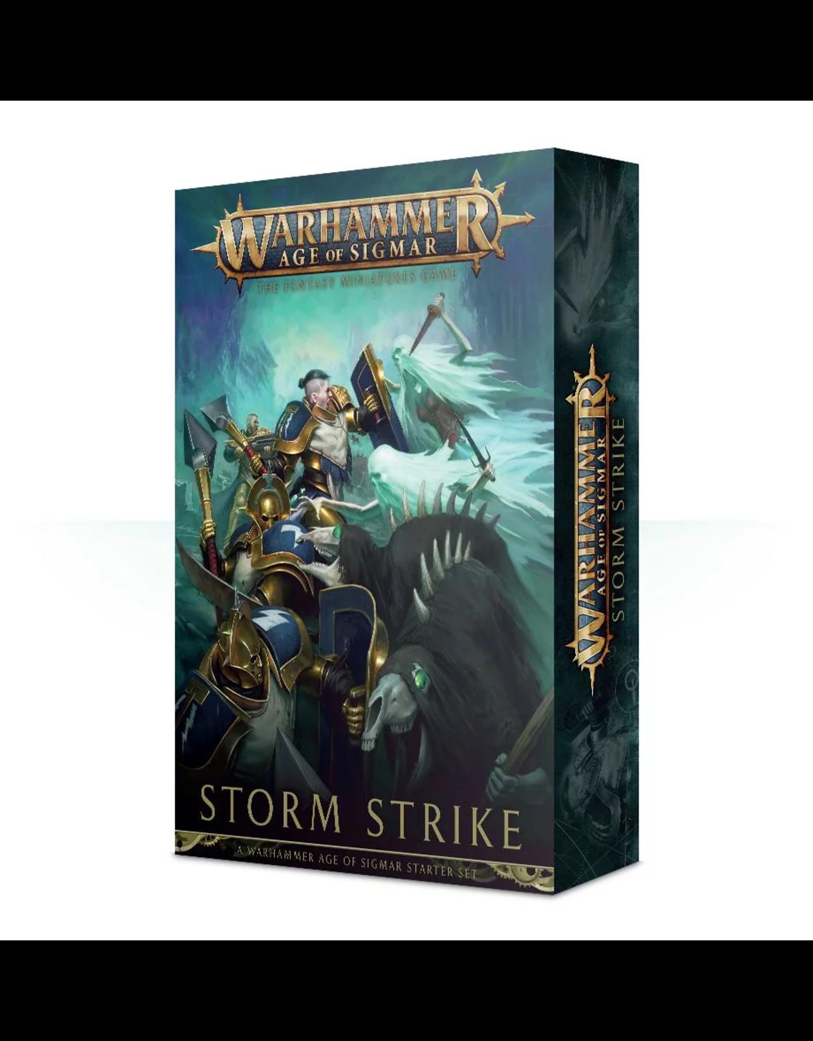 Games-Workshop AGE OF SIGMAR: STORM STRIKE