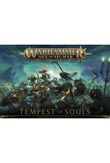 Games-Workshop AGE OF SIGMAR: TEMPEST OF SOULS