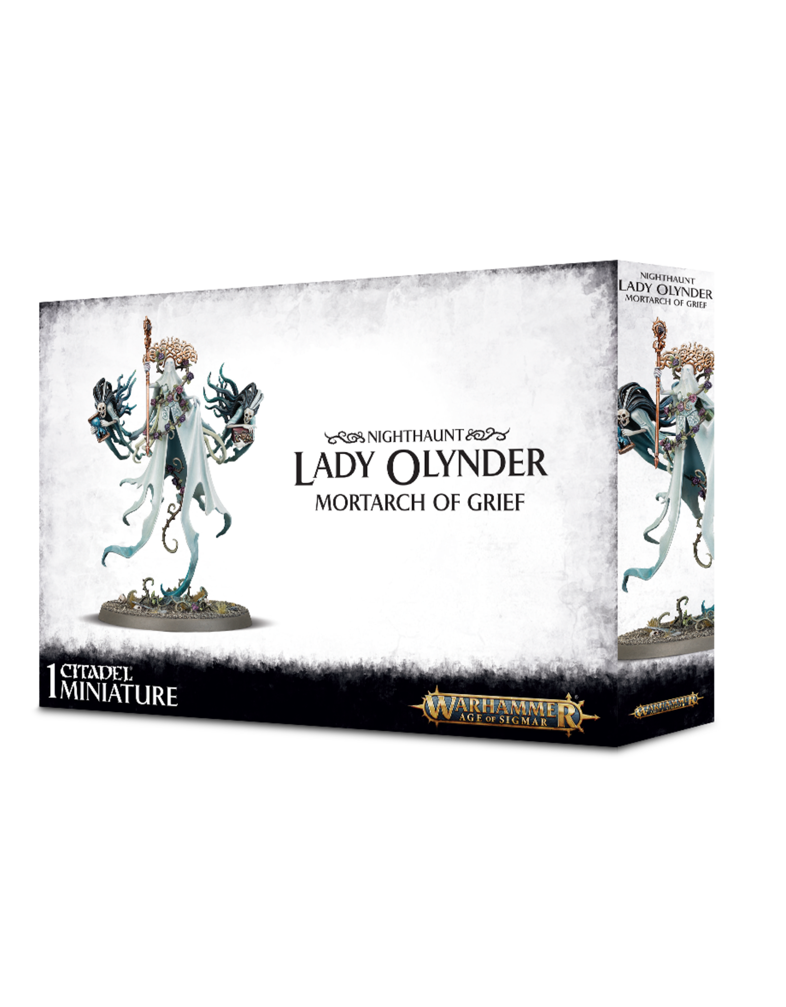 Games-Workshop NIGHTHAUNT LADY OLYNDER