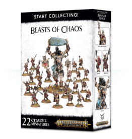 Games-Workshop START COLLECTING! BEASTS OF CHAOS