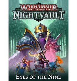 Games-Workshop WH UNDERWORLDS:THE EYES OF THE NINE ENG