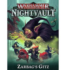 Games-Workshop WH UNDERWORLDS: ZARBAG'S GITZ (ENGLISH)