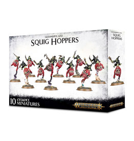 Games-Workshop Gloomspite Gitz Squig Hoppers