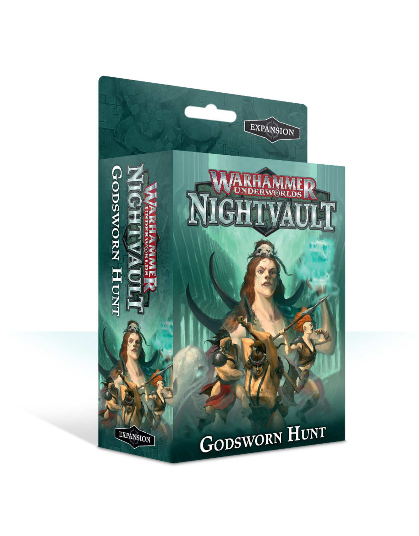 Games-Workshop WH Underworlds : Godsworn Hunt