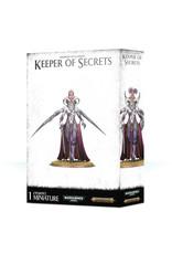 Games-Workshop DAEMONS OF SLAANESH KEEPER OF SECRETS