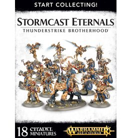 Games-Workshop START COLLECTING ! T/STRIKE BROTHERHOOD