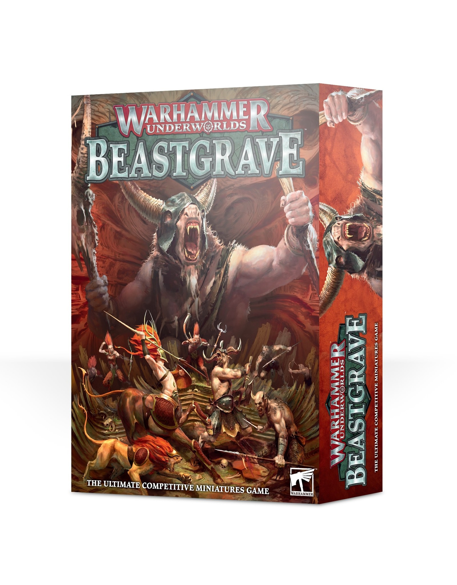 Games-Workshop WARHAMMER UNDERWORLDS: BEASTGRAVE (ENG)