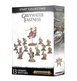 Games-Workshop Start Collecting! Greywater Fastness