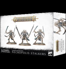 Games-Workshop OSSIARCH BONEREAPERS NECROPOLIS STALKERS