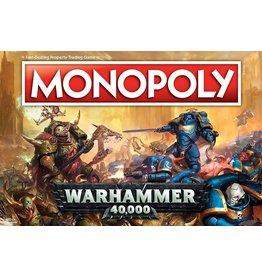 Monopoly : Warhammer 40k