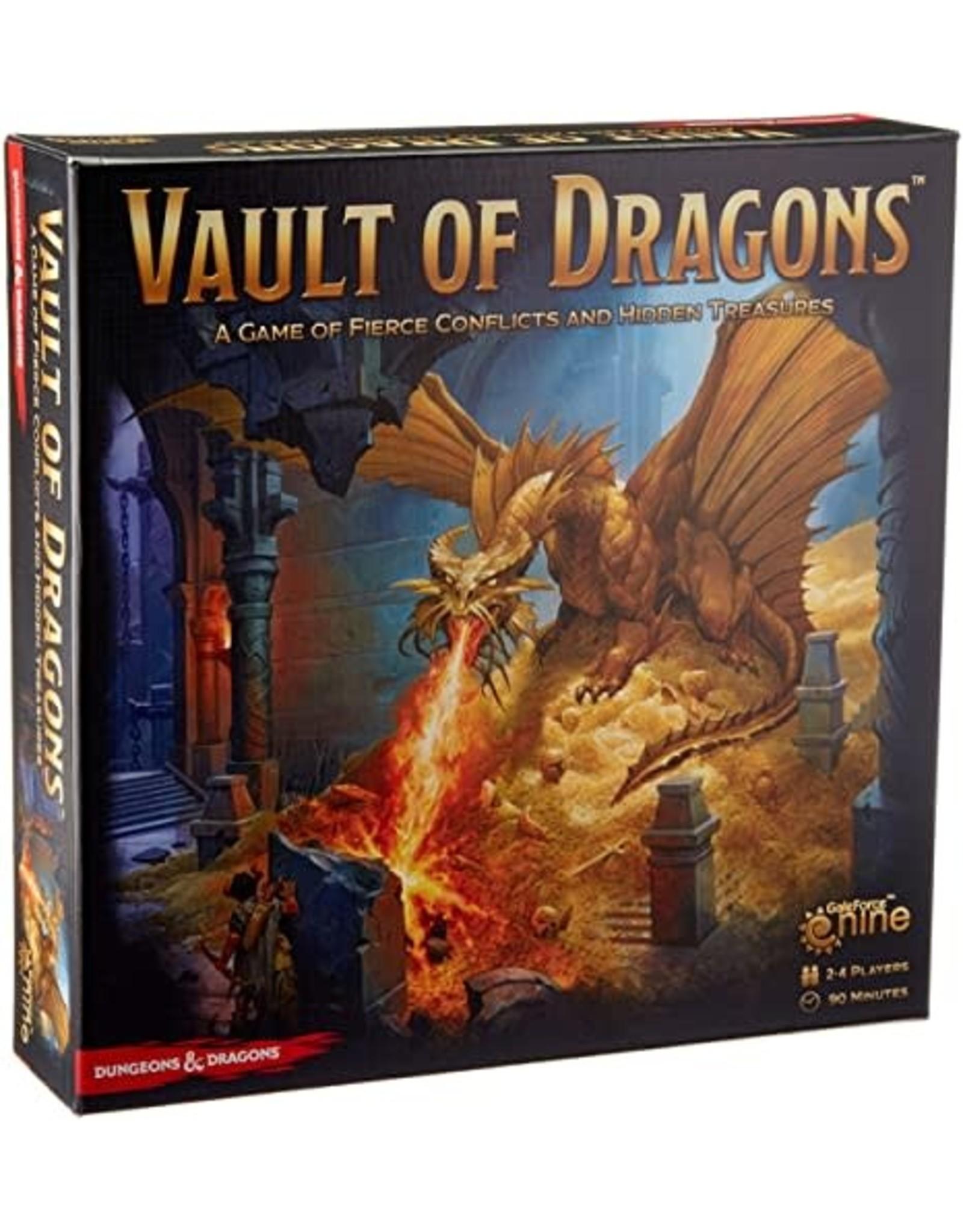 DnD : Vault Of Dragons
