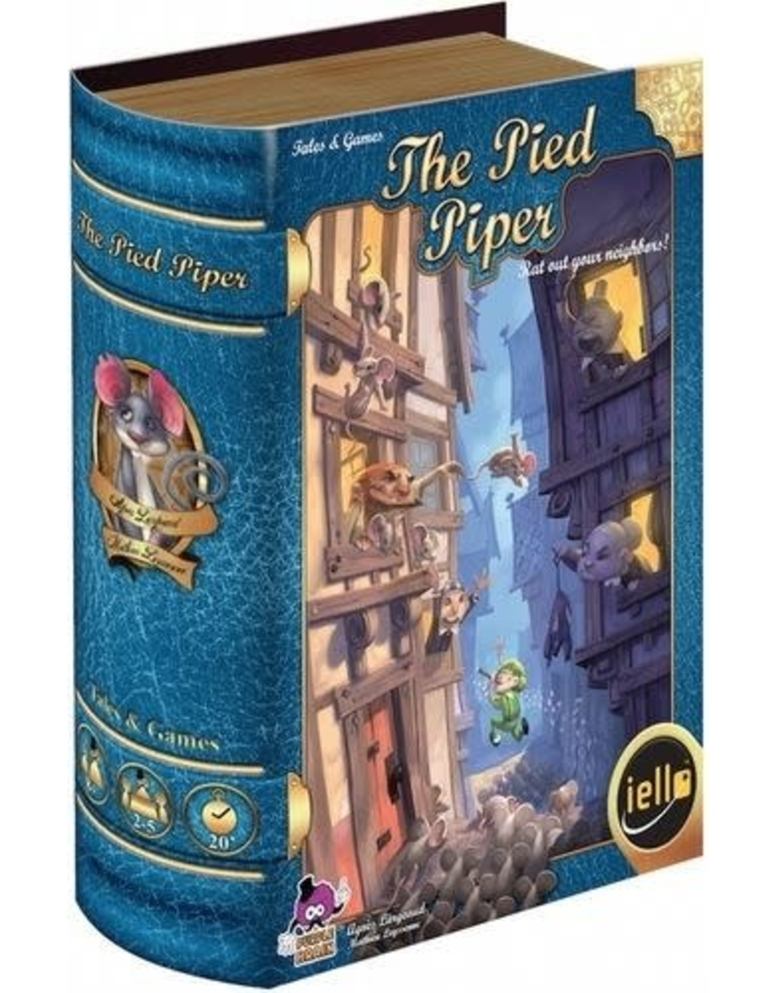 Tales & Games #6: The Pied Piper