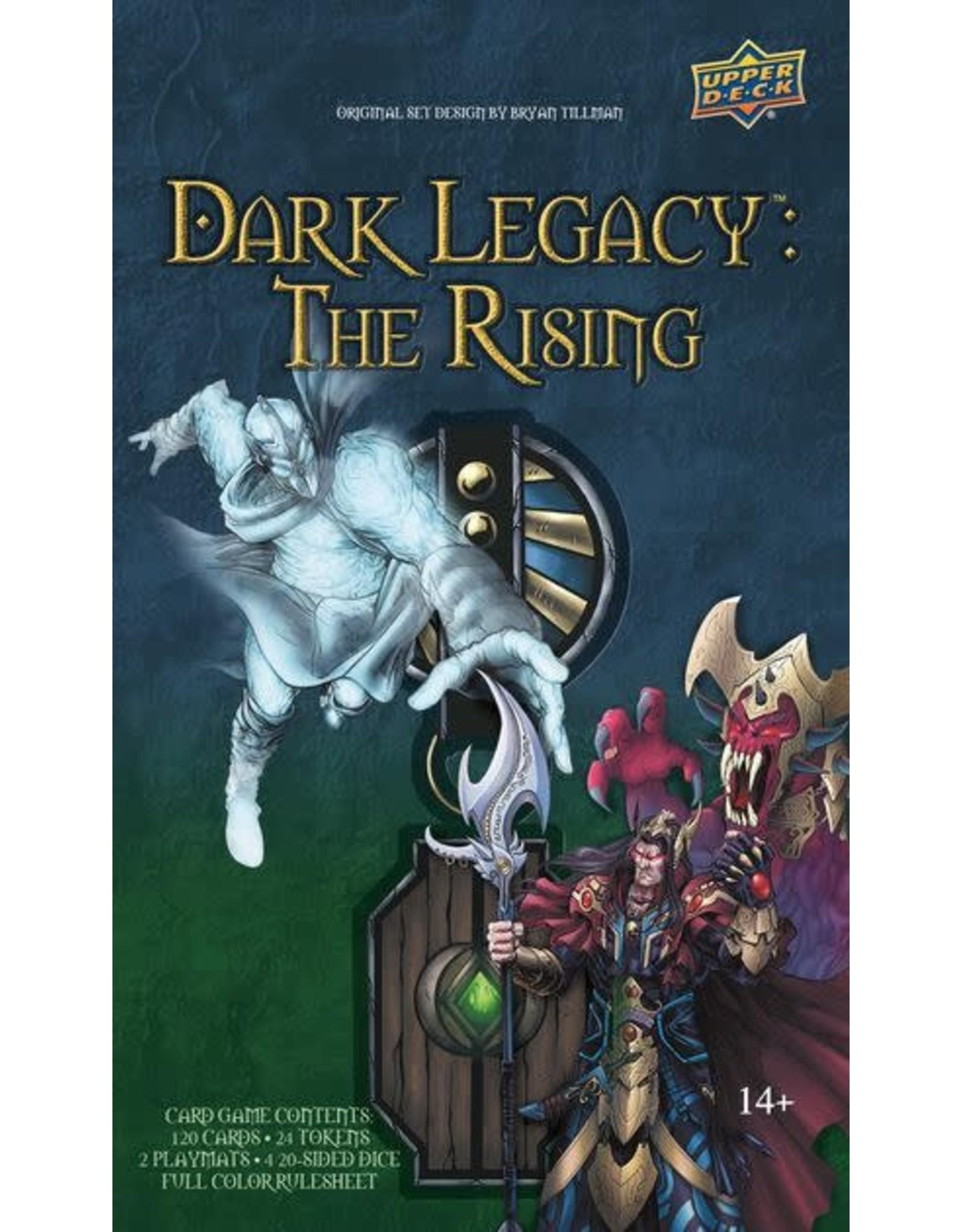 Dark Legacy : The Rising