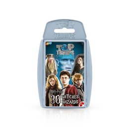 TOP TRUMPS: 30 Witches & Wizards