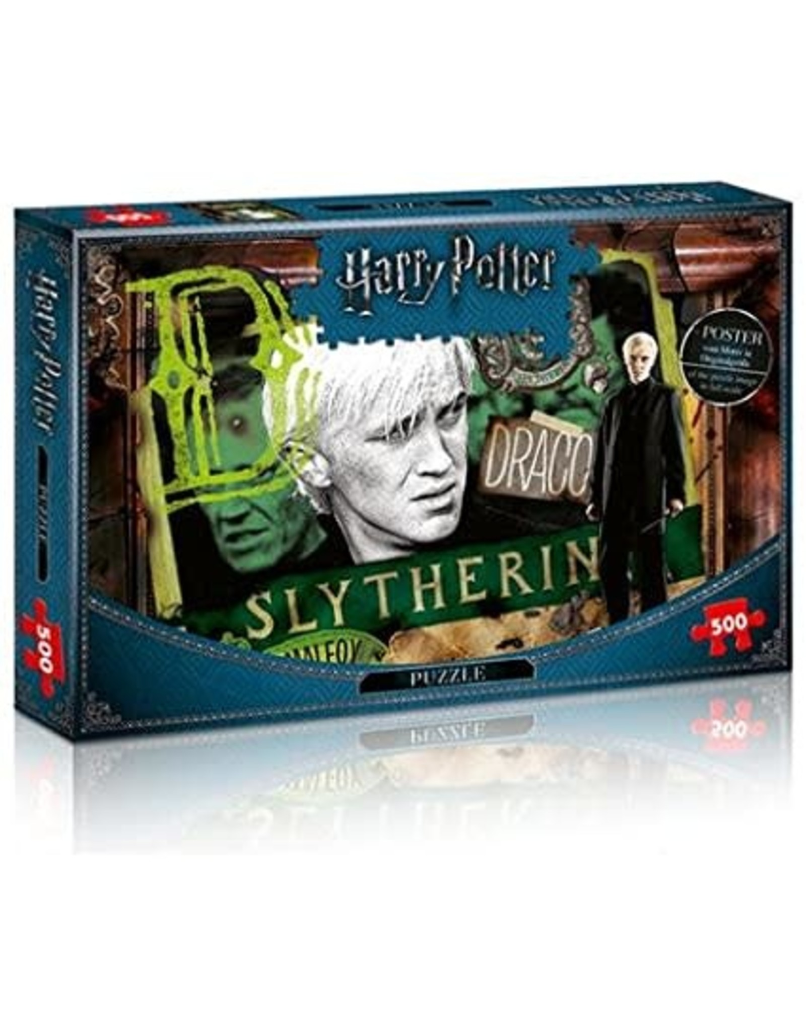 World of Harry Potter Slytherin puzzle (500)