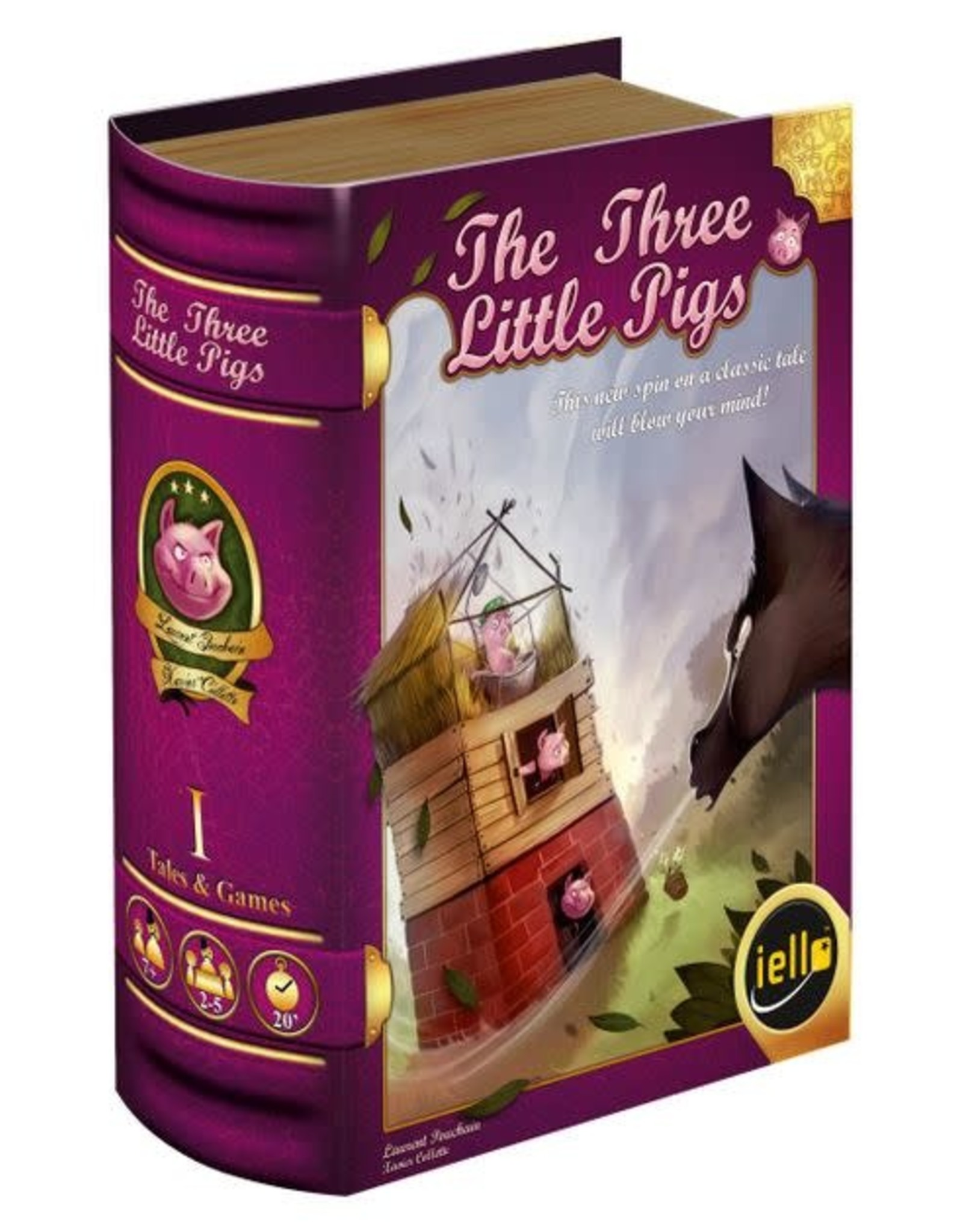 Tales & Games #1: The Three Little Pigs