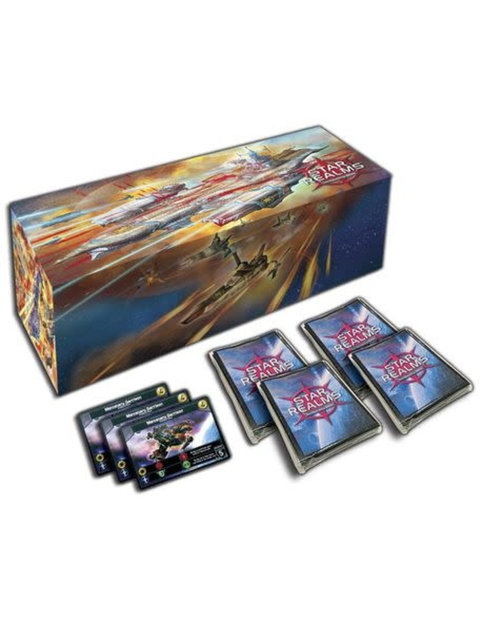 Star Realms Card Box