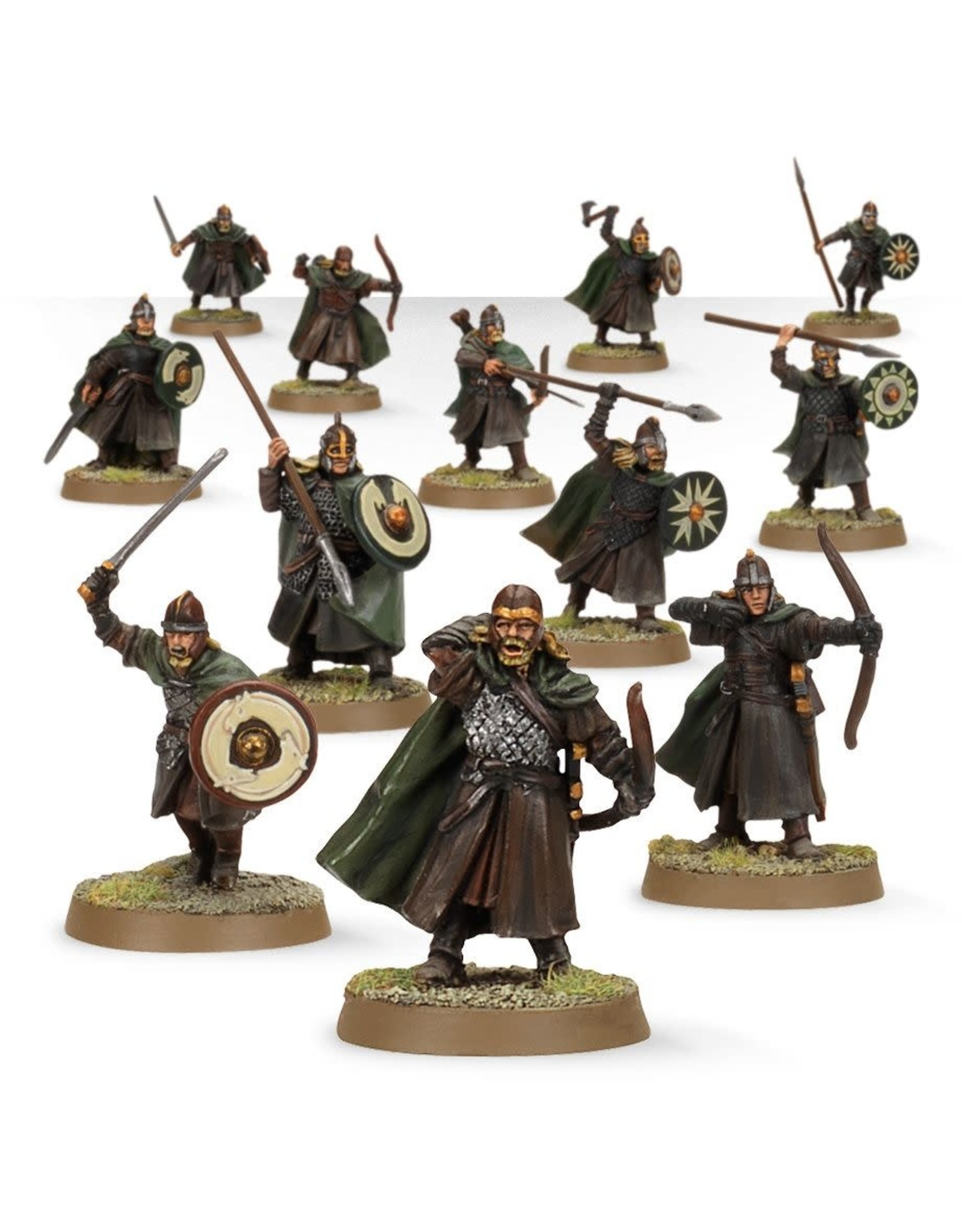 Games-Workshop LOTR: BATTLE OF PELENNOR FIELDS (ENG)