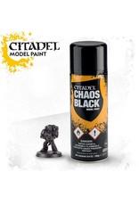 Games-Workshop Citadel Spray can Chaos Black 400ml