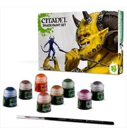 Games-Workshop CITADEL SHADE PAINT SET