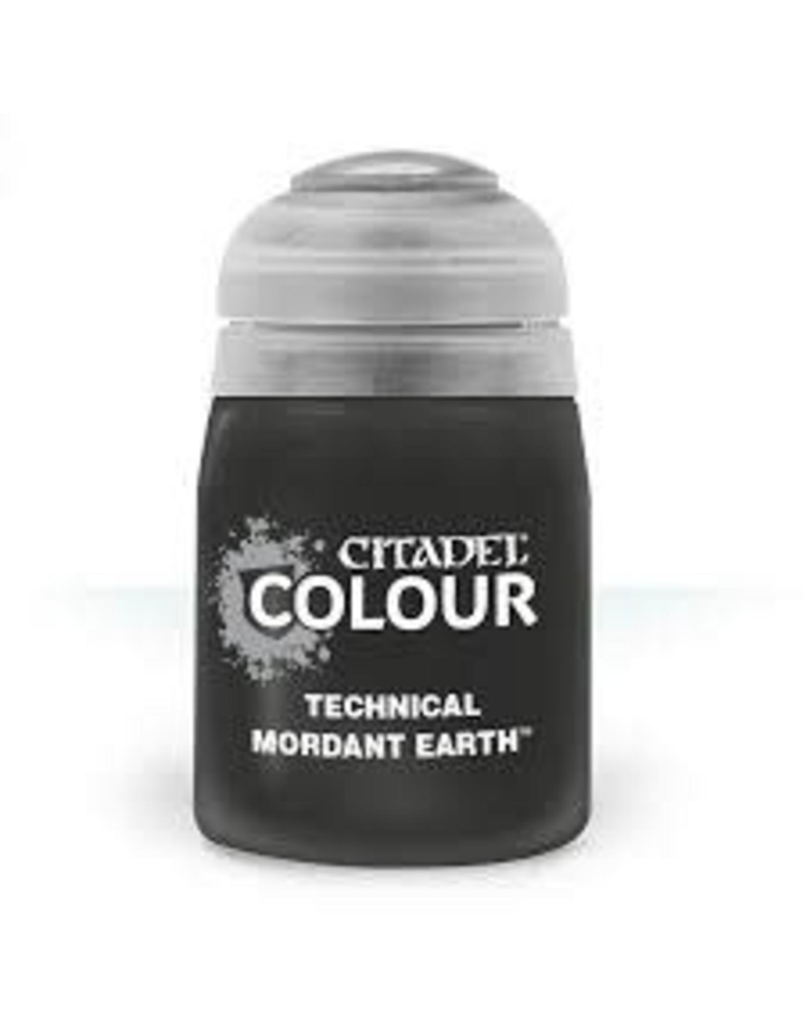 Citadel Paints TECHNICAL: MORDANT EARTH (24ML)