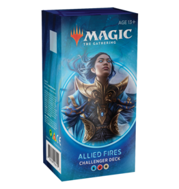 Wizards of the Coast MTG Challenger Deck 2020 Allied Fire