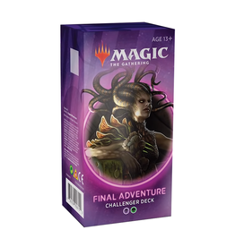 Wizards of the Coast MTG Challenger Deck 2020 Final Adventure