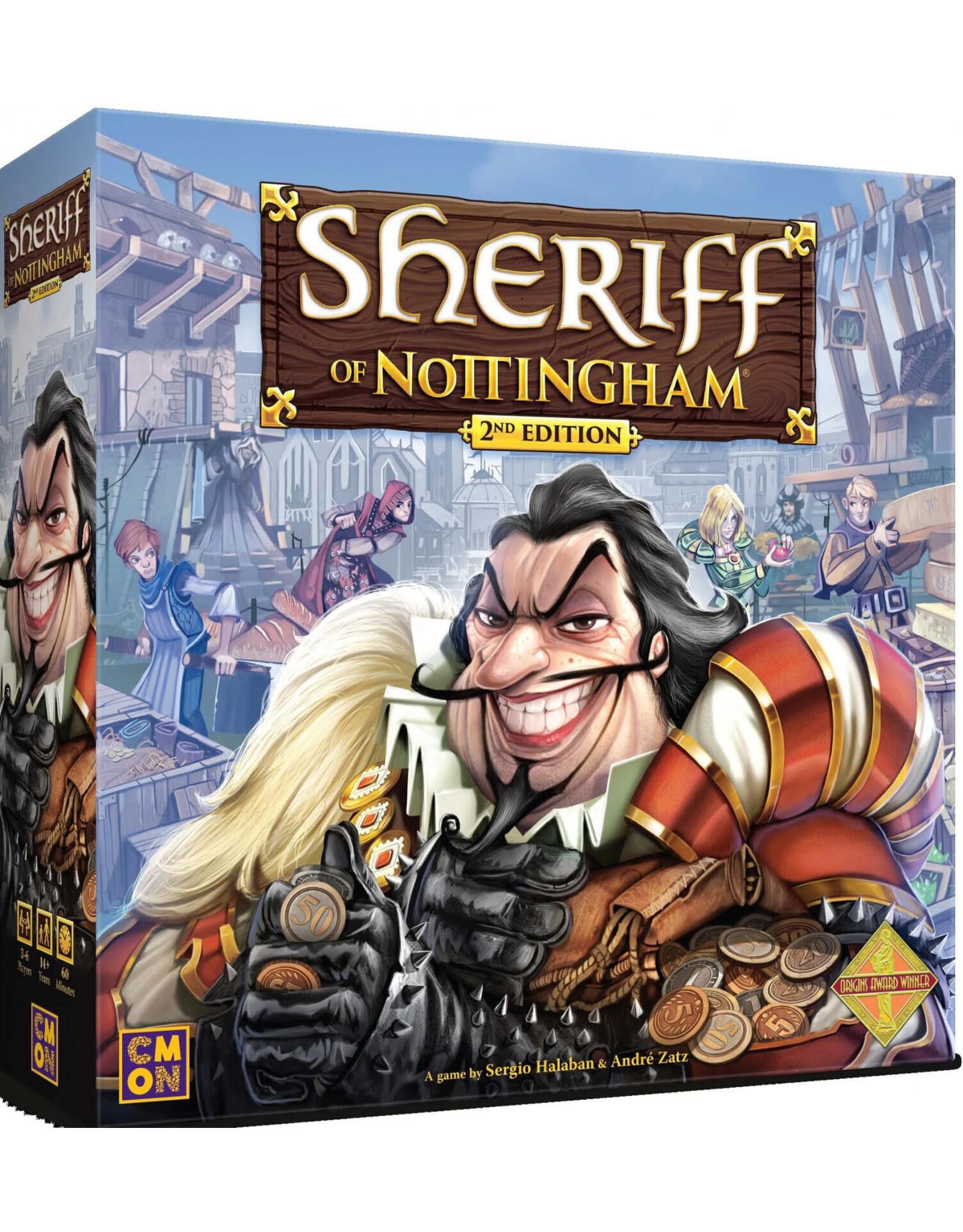 Sheriff of Nottingham 2nd