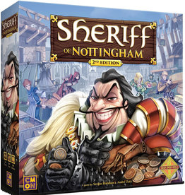 Sheriff of Nottingham 2nd