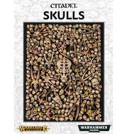 Games-Workshop CITADEL Skulls
