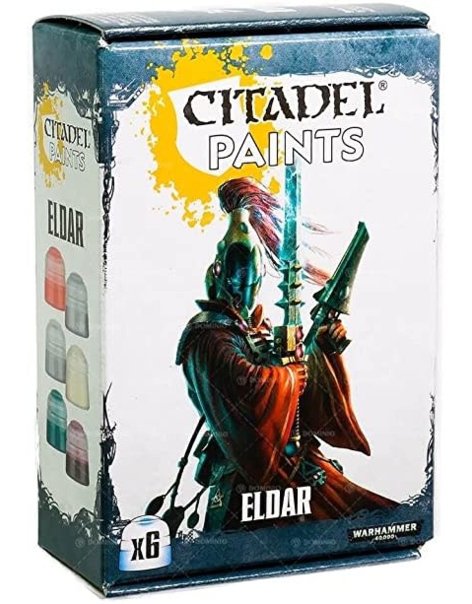Games-Workshop Eldar Paint Set