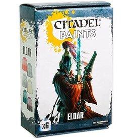Games-Workshop Eldar Paint Set