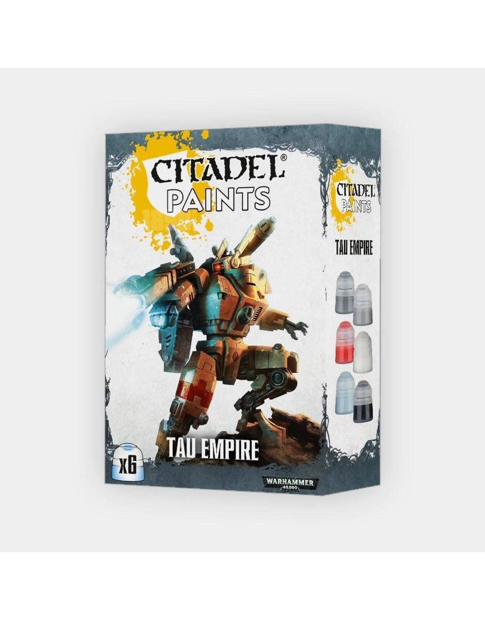 Games-Workshop Tau Empire Paint Set