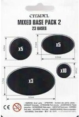 Games-Workshop CITADEL MIXED BASE PACK 2