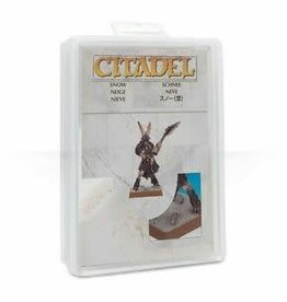 Games-Workshop CITADEL Snow 15g