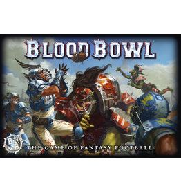 Games-Workshop BLOOD BOWL (ENGLISH 2016 EDITION)