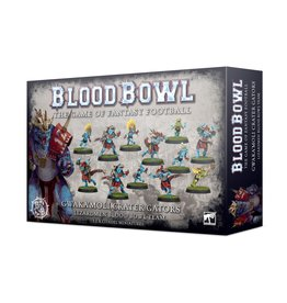 Games-Workshop Blood Bowl: Gwaka'Moli Crater Gators
