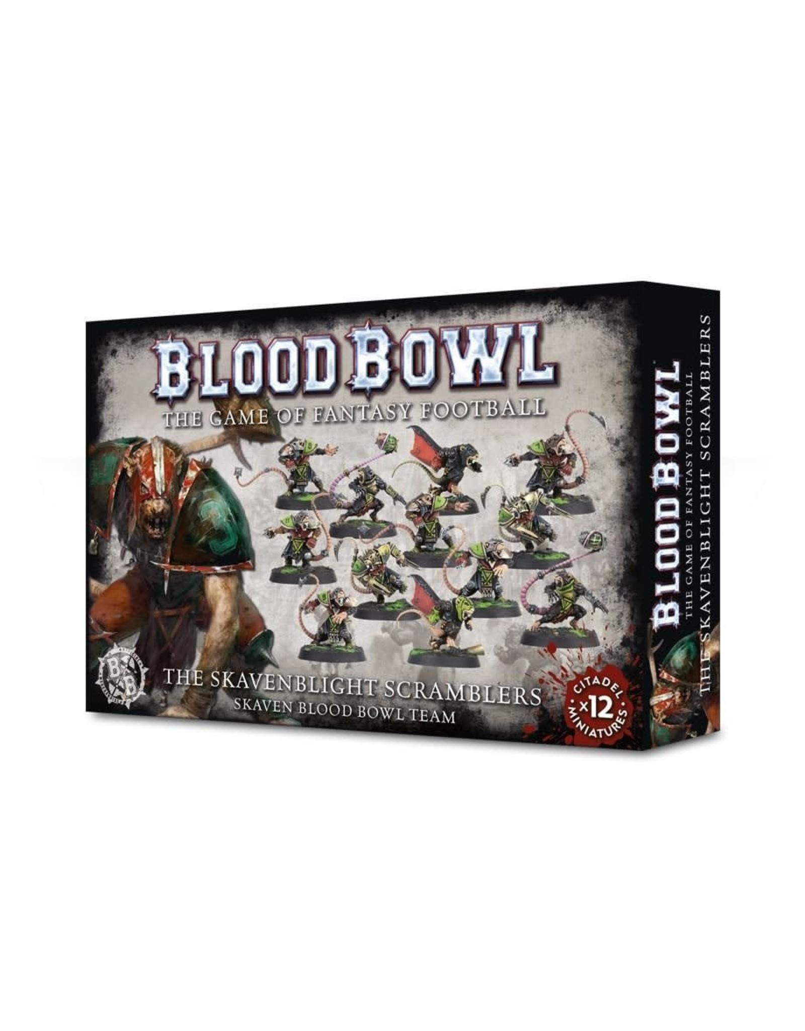 Games-Workshop Blood Bowl: The Skavenblight Scramblers