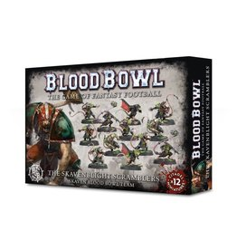 Games-Workshop Blood Bowl: The Skavenblight Scramblers