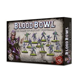 Games-Workshop Blood Bowl :Naggaroth Nightmares