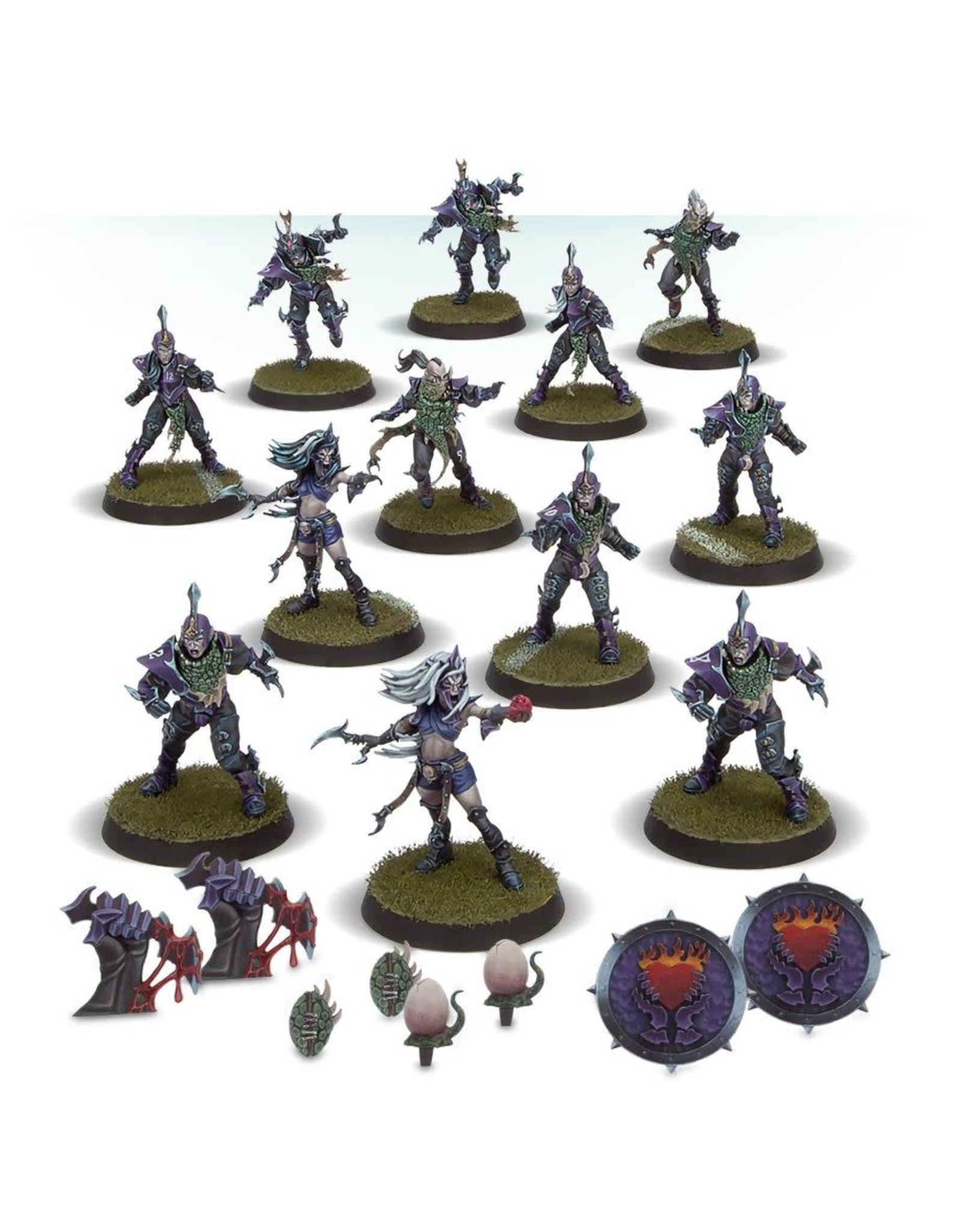 Games-Workshop Blood Bowl :Naggaroth Nightmares