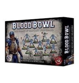 Games-Workshop Blood Bowl: THE REIKLAND REAVERS BLOOD BOWL TEAM